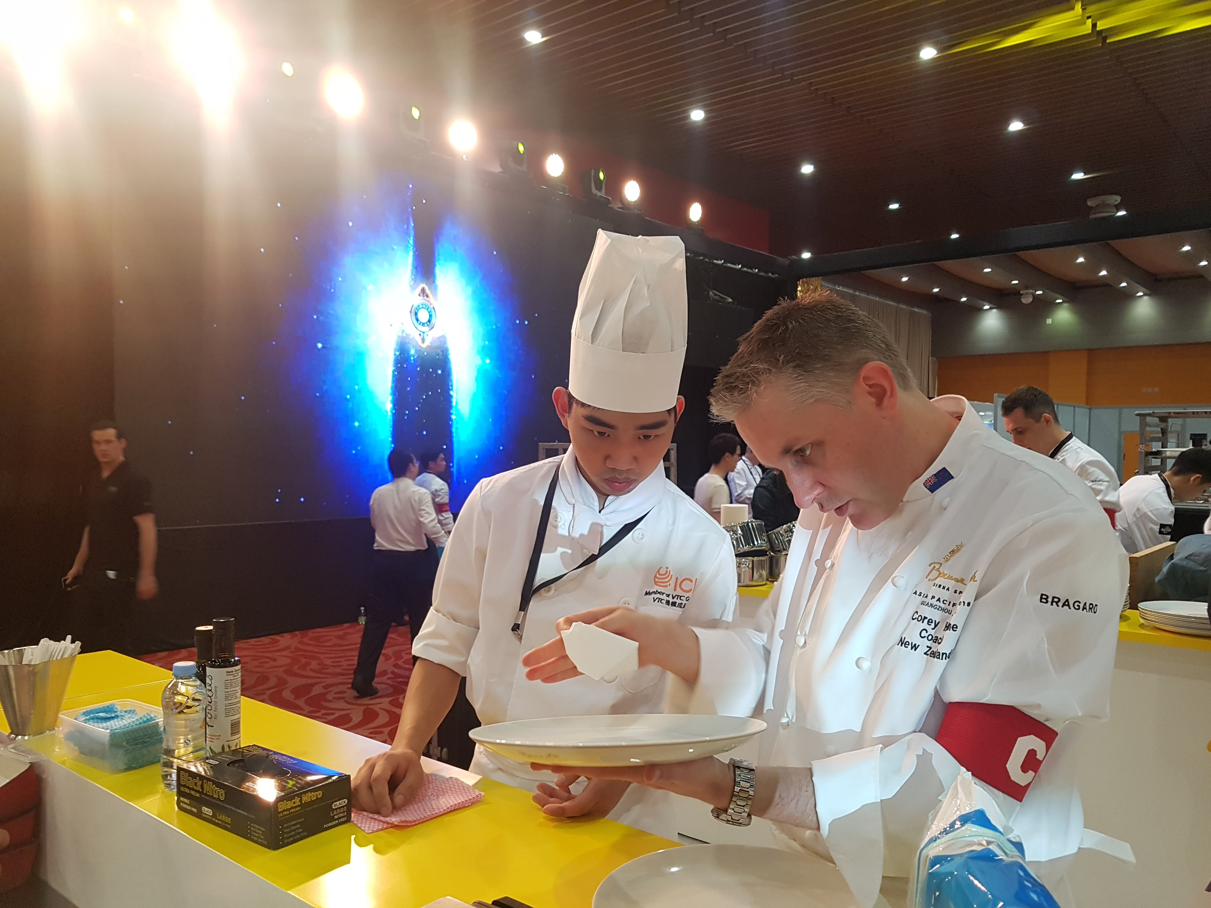 Bocuse d'Or Asia Pacific 2018 - Guangzhou